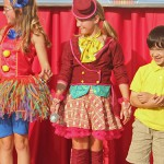 Talent Show Costumes & Neighborhood Carnivals