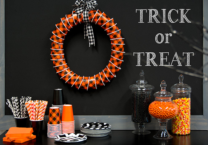 Trick Or Treat Party supplies exclusively from BuyCostumes.com