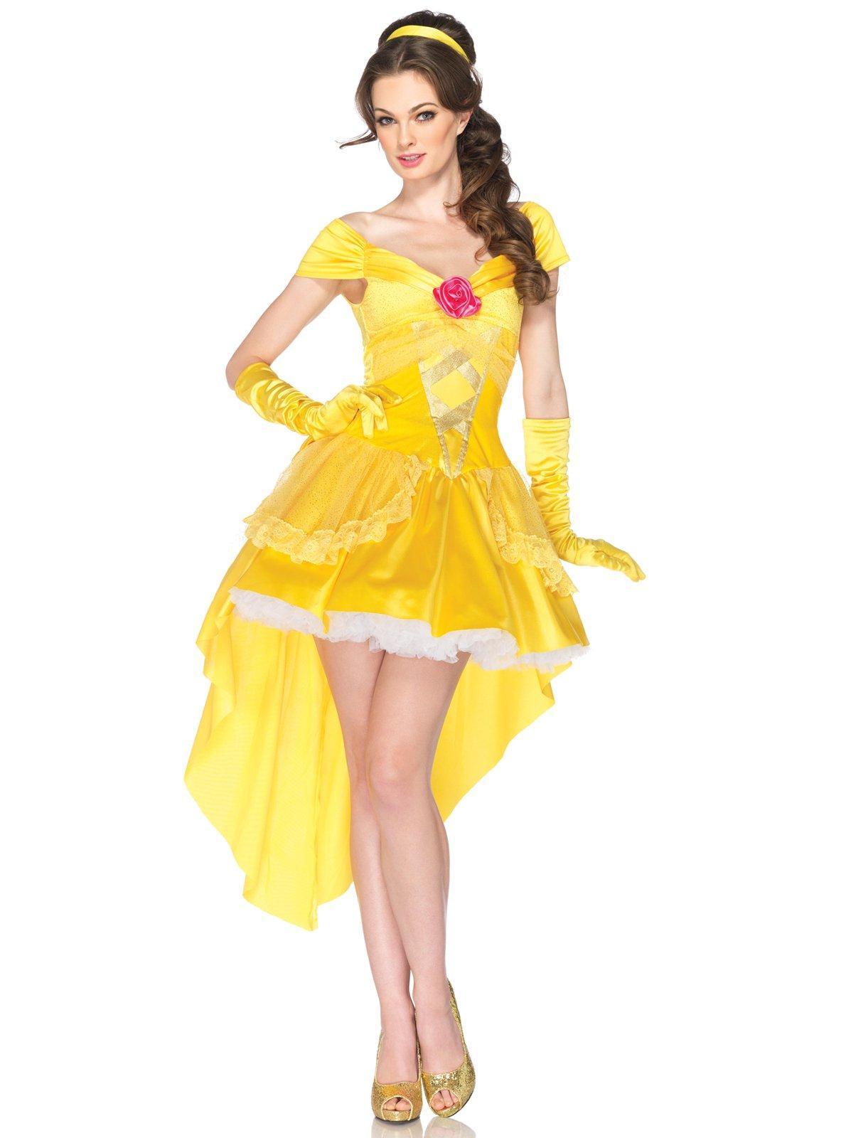 belle standard  sc 1 st  BuyCostumes.com & Top 10 Tuesdays: Adult Disney Princess Costumes - Halloween Costume ...
