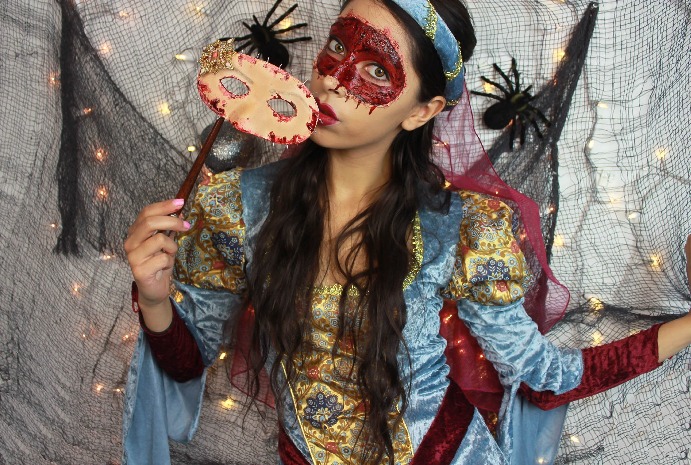 Mad Masquerade Halloween Party Theme Halloween Costume Ideas