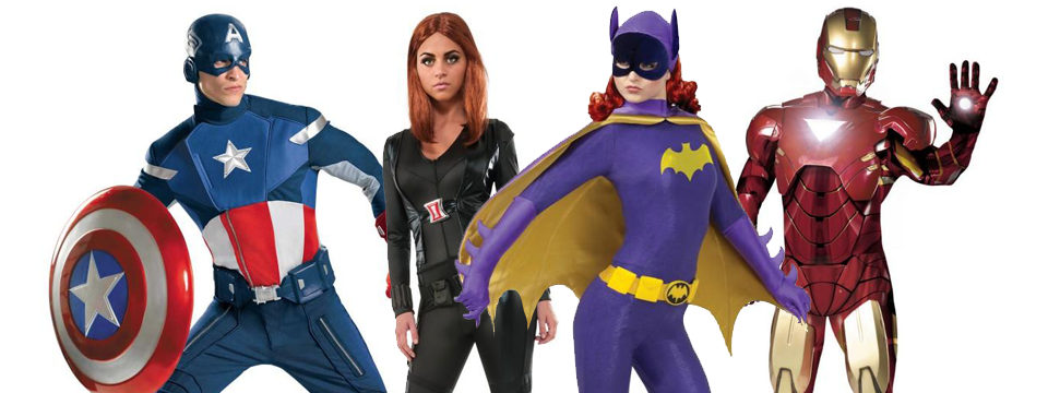 top 10 superhero costumes for adults halloween costume ideas