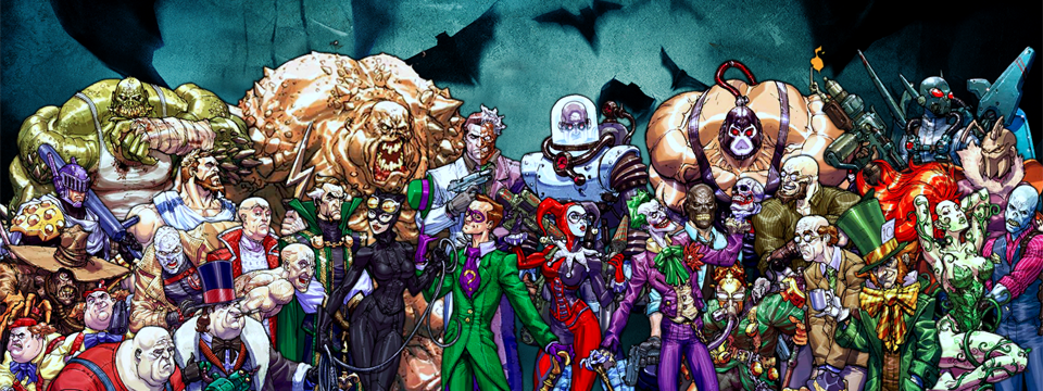 22 Completely Absurd Batman Villains