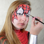 Spider Woman Makeup Tutorial by Elsa Rhae