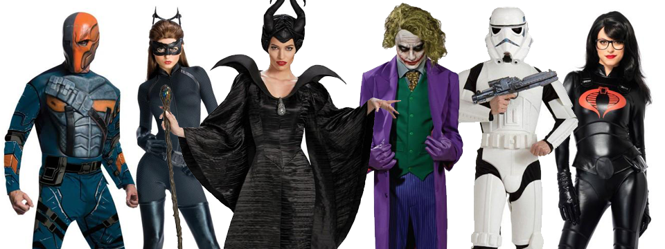 top 10 villain costumes and villainess costumes halloween costume ideas