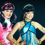 The Ghouls of Monster High