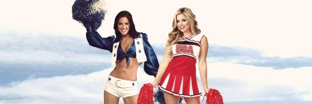 8 Cheerleaders You Wouldn't Want to Mess With