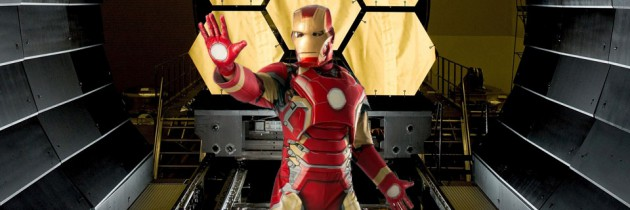 Superhero Spotlight II: Iron Man