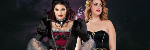 Top 10 Plus Size Halloween Costumes