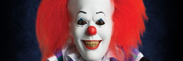 10 Scary Clowns to Inspire Your Next Halloween Costume