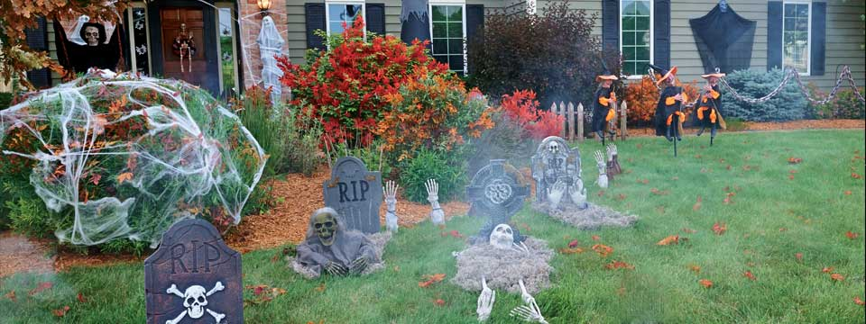 Halloween Decorating Ideas How to Haunt Your Yard - Halloween Costume Ideas & Halloween Decorating Ideas: How to Haunt Your Yard - Halloween ...