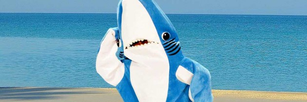 Get the Left Shark Costume for Halloween!