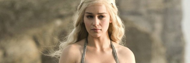 Quick Tip: DIY Daenerys Targaryen Game of Thrones Costume