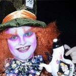 Mad Hatter Halloween Makeup Tutorial by Charlie Short