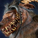 A Closer Look at the Snarling Werewolf