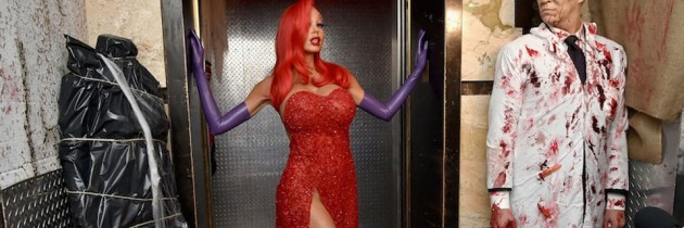 The Top 10 Best Celebrity Halloween Costumes of 2015