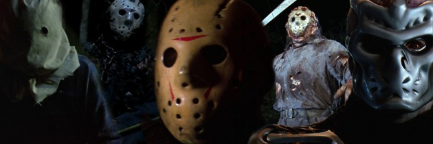 The Evolution of Jason Voorhees' Masks
