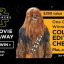 Star Wars Ultimate Movie Night Giveaway