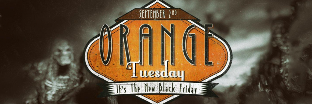 Join us at the #OrangeTuesday Kickoff Twitter Party!