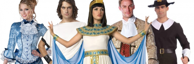 Top 10 Historical Costumes