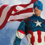 Superhero Spotlight: Captain America