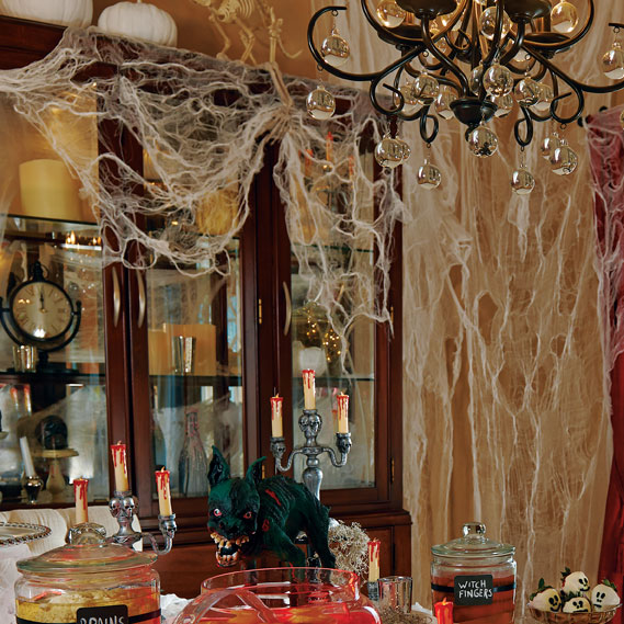 Happy Halloween Tips On Home Decoration 1: 10 Easy Halloween Decorating Tips To Haunt Any House