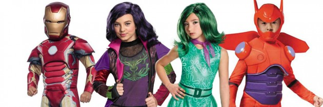 The Top 10 Best Kids' Costumes for 2015