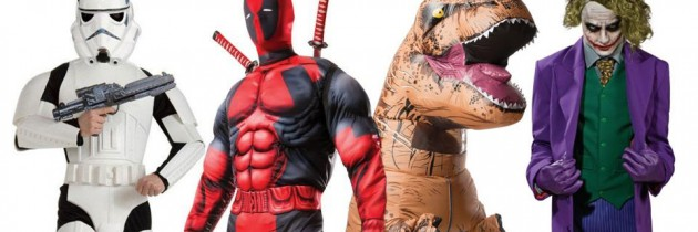 The Top 10 Best Men's Costumes for 2015