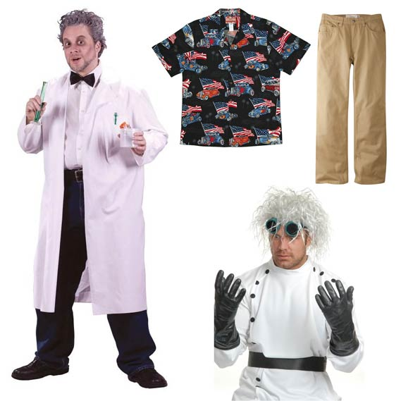 Célèbre Quick Tip: DIY Back to the Future Costume Ideas - Halloween  CC92