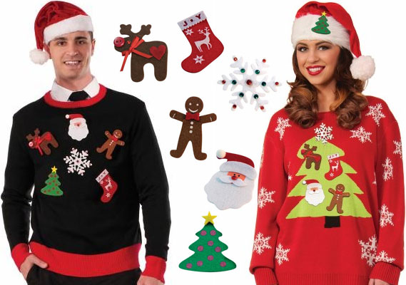 How to Celebrate the Season with Ugly Christmas Sweaters ...